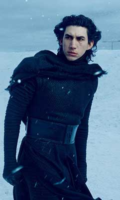 Kylo Ren is actually be best-developed character in The Force Awakens.