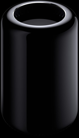 The new Mac Pro is a... thermos?